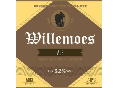 Willemoes Ale 19 ltr.