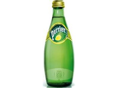 Perrier Lemon 33 cl. 24 stk.